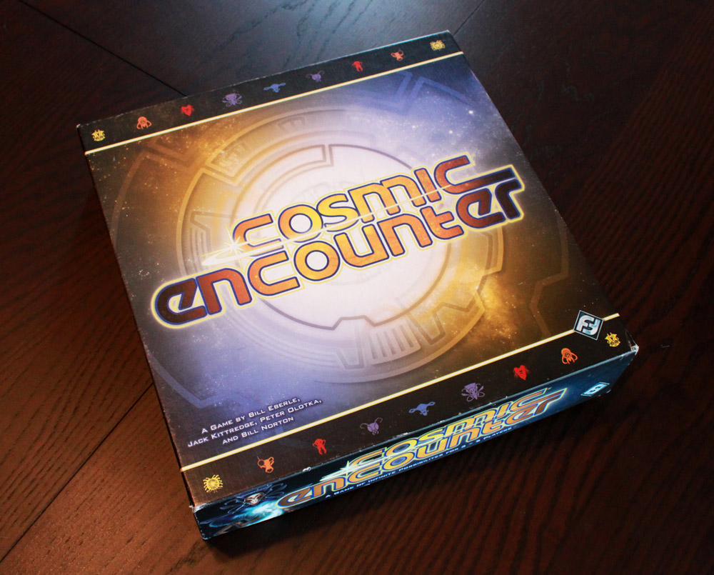 review  cosmic encounter