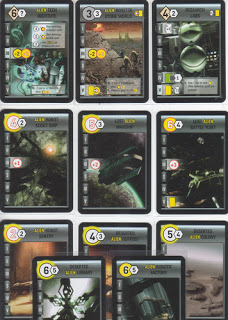 Race for the Galaxy sample cards