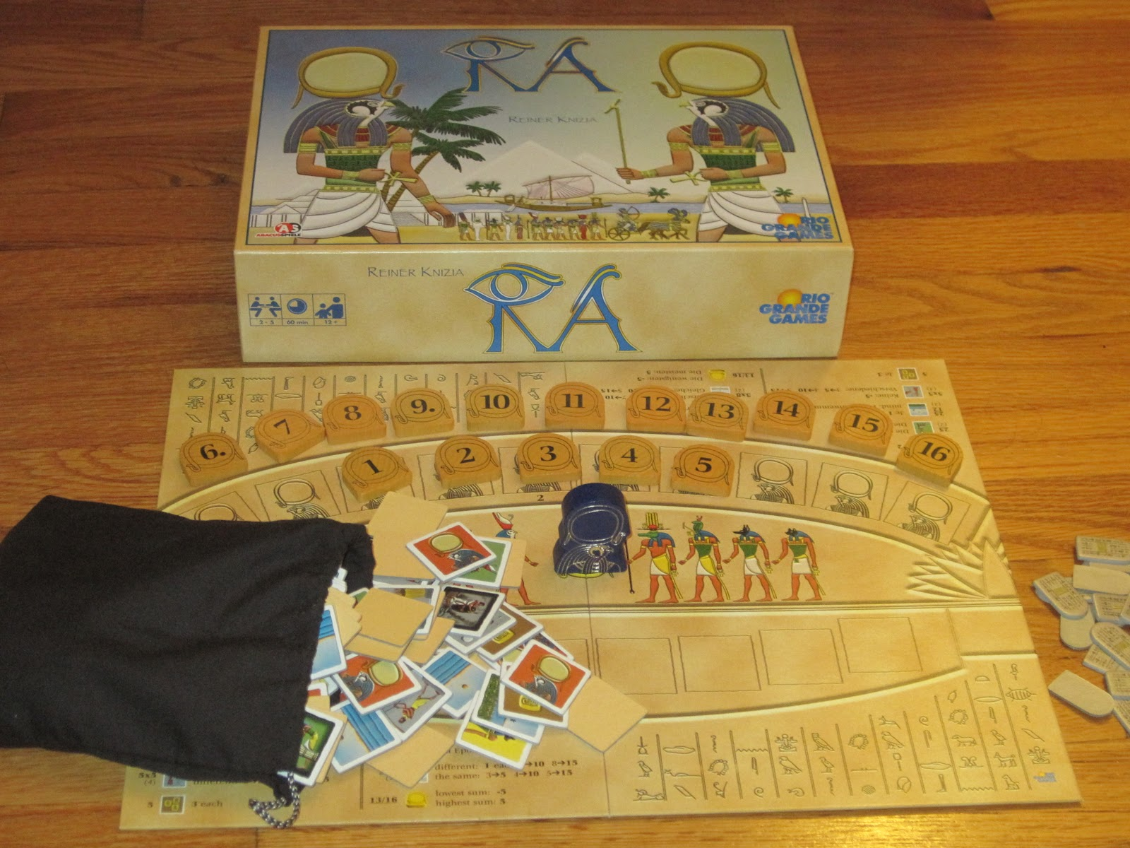 ra game review